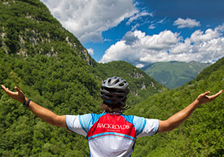 Backroads Slovenia and Italy Biking trip